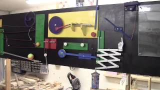 Rube Goldberg Machine for