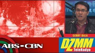 DZMM TeleRadyo: Storms ahead - 2 brewing storms may stir monsoon rains