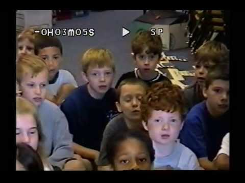 Mrs. Padgett's 1st/2nd grade class- Newington Forest Elementary School 2002-2003