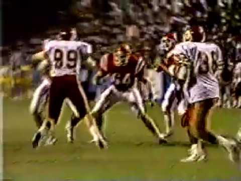 1989-1992 LaTech Football - Highlights