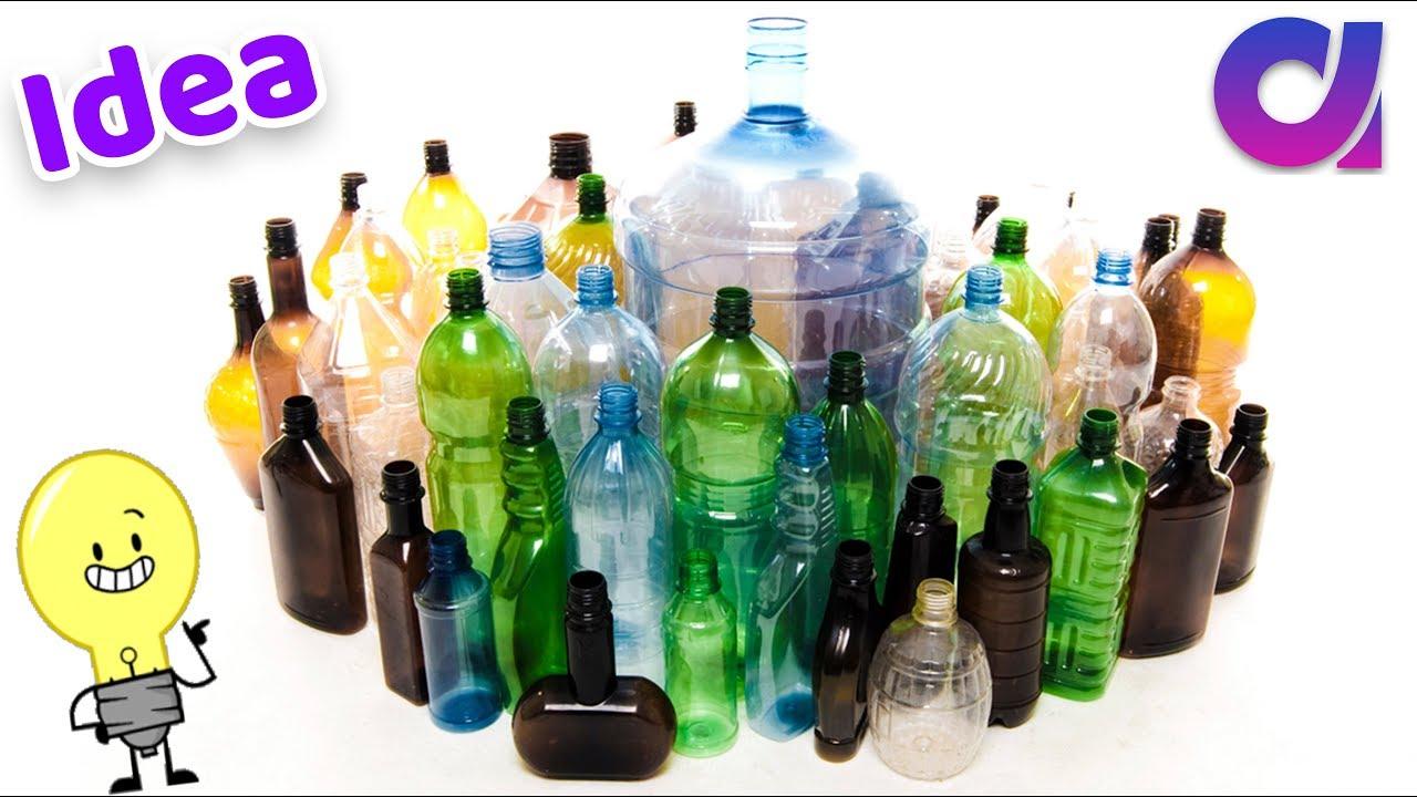 Best Out of waste Plastic Bottle Reuse