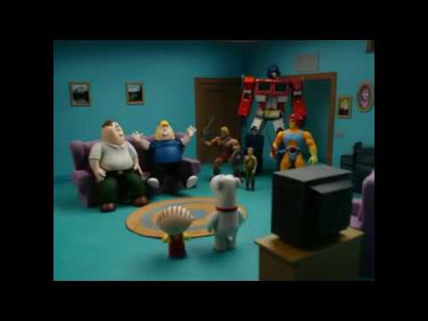 Family Guy The Robot Chicken Universe [HD]