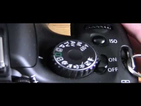 WHAT EACH FUNCTION OF THE CANON T2I OR 550D DOES AND HOW TO USE THEM PART 1