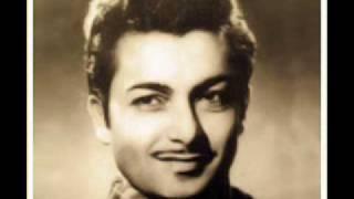 madan mohan singing kadar jaane na bhai bhai 1956