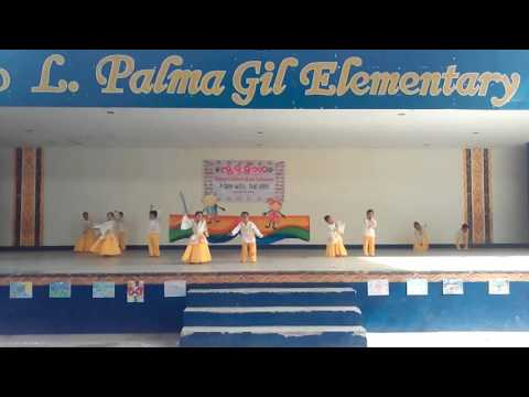 Lapay Folkdance of Matina Central Elementary School