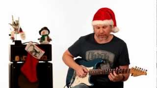 Dann Huff Angels We Have Heard On High Guitar Lesson - Part 1 of 3 - Guitar Breakdown - How To Play