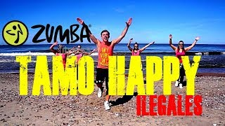 Zumba fitness - Tamo happy - Ilegales
