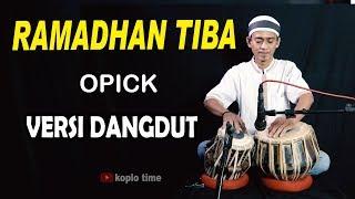 Cover images Ramadhan Tiba (0pick) versi Dangdut Tabla India
