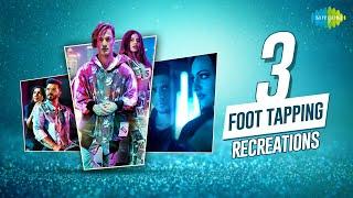 3 Foot Tapping Recreations | Milo Na Tum Toh Hum | Badan Pe Sitare | Ittefaq Se | Asim Riaz |