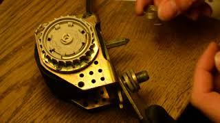Réparer un enrouleur de ceinture de sécurité