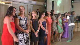 Свадьба - Данил и Лилия. Конкурс для девушек - автомобиль, букет невесты. 26 августа 2016г.