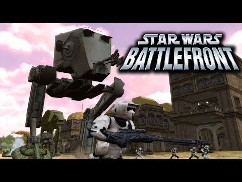 Star Wars Battlefront 1 Mods (PC) HD: Ord Mantell - No Greater Glory | Galactic Civil War