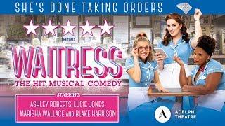 Waitress - Adelphi Theatre