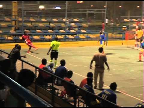 Futsal Angola Campeonato Provincial Luanda RNA vs ENE 2012