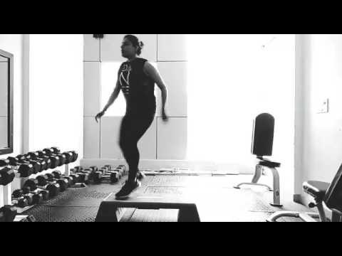 Kritika Ann Mathew - Female Personal Fitness Trainer in Bangalore