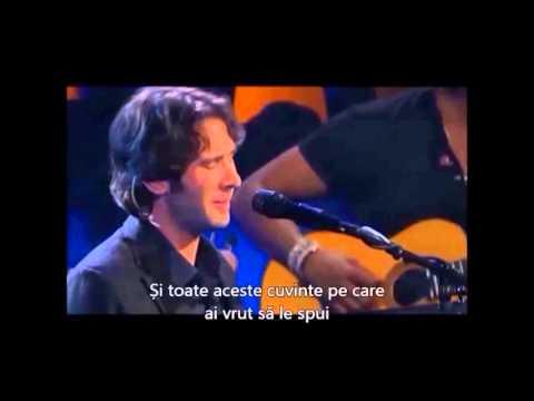 Josh Groban - Hidden Away (Ascuns) - Traducere Română