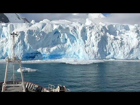 Aprieta El Calor En La Antártida, Con Temperaturas Récord