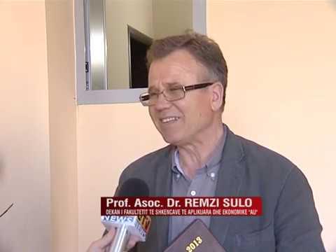 ALBANIA UNIVERSITY STUDENTET PREZANTOJNE NE KONFERENC