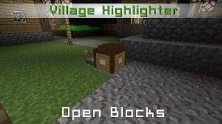 Open Blocks : Village Highlighter