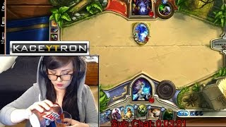 Kaceytron - Angry Chicken: The New Meta (Professional Hearthstone Gameplay)
