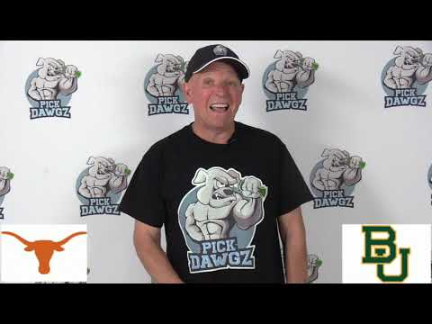 Baylor vs Texas 11/23/19 Free College Football Pick and Prediction Week 13 CFB Tips