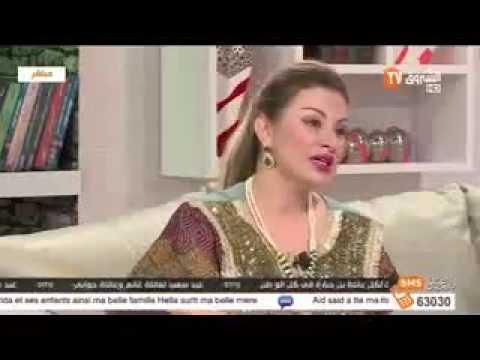 ريم غزالي في سهرة عيد  الفطر   2016  Rym ghazali