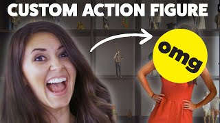 We Transformed Ourselves Into Action Figures • Ultimate Bucket List