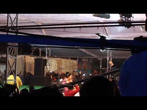 sapna chaudhari hot dance in parli beed maharashtra