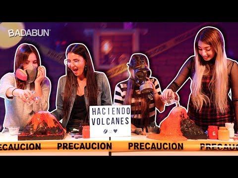 Peligro | YouTubers VS Volcán radioactivo