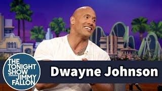 Dwayne Johnson Loves Kicking Jason Statham