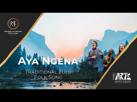 Live recording - Aya Ngena Traditional Zulu Folk Song