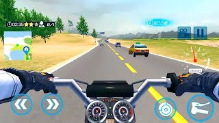 Furious City Moto Bike Racer 4 3D #Dirt Motor Cycle Racer Game #Bike Games To Play