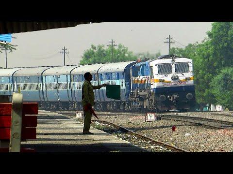 Heavy Diesel Rail Traffic towards Resurgent Rajasthan : The territory of Diesel Monsters