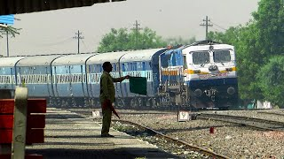 Heavy Diesel Rail Traffic towards Resurgent Rajasthan : The territory of Diesel Monsters