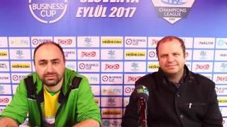 Gelal Çorap - YÖRSAN / BUSINESS CUP BAHAR 2017