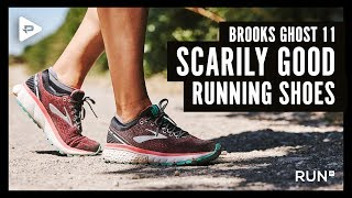 Brooks Ghost 11 - Scarily good running shoes!