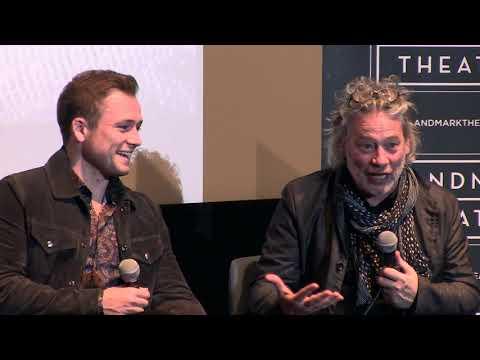 Rocketman - Taron Egerton And Dexter Fletcher Q&A