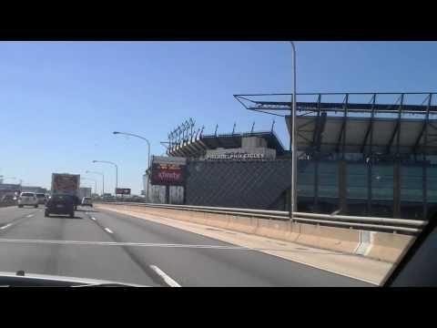 Eagles Stadium in Philadelphia. Home of the Philadelphia Eagles.