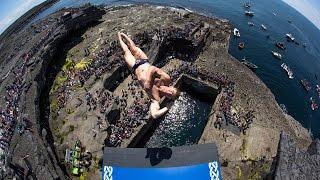 Прыжки в воду - Топ 15 прыжков со Скал .