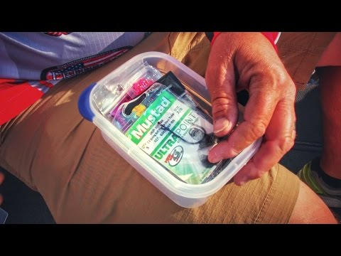 Use Small Boxes to Organize Terminal Fishing Tackle