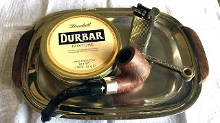 """Pipe Tobacco Review: Dunhill """"durbar"""""""