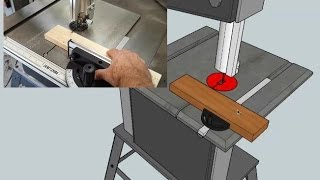 Bandsaw Safety Lesson