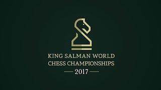 King Salman World Rapid & Blitz. Day 1.