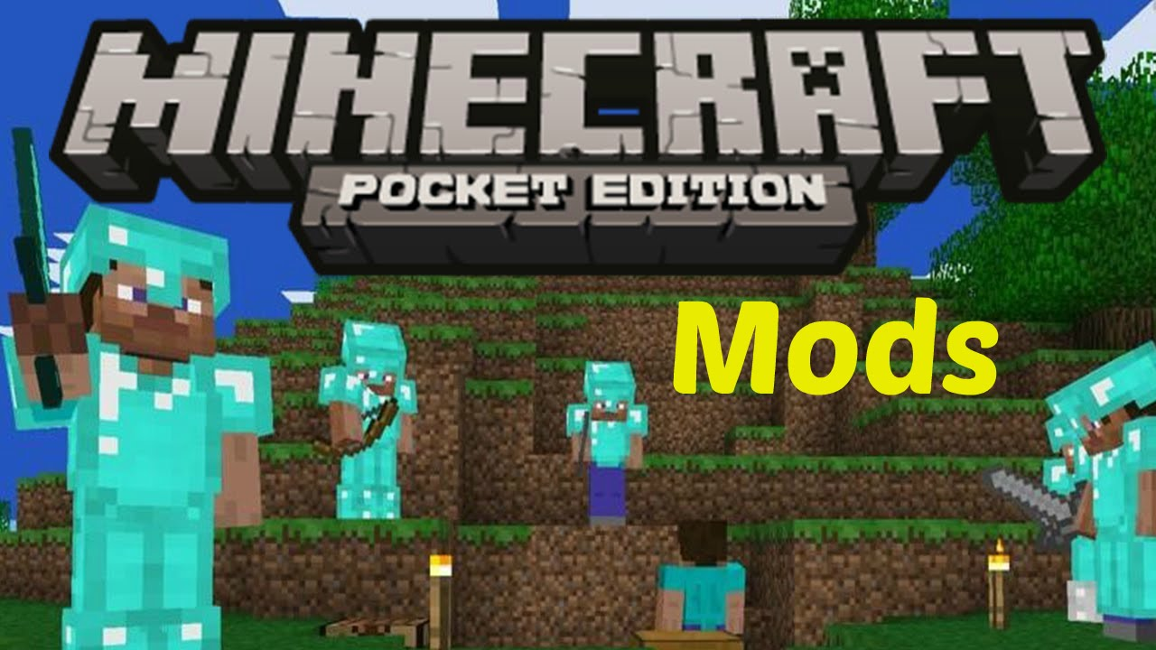 How to get mods on minecraft pe kindle fire/android