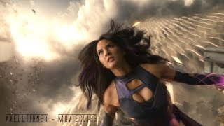 X-Men Apocalypse 2016 All Fight Scenes [Edited]