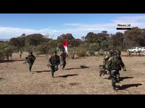TNI AD Kembali Juarai Lomba Menembak AASAM Di Australia