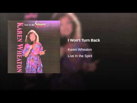I Won't Turn Back