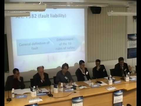 II - Safety and Liability Rules in European Ski Areas - Tren