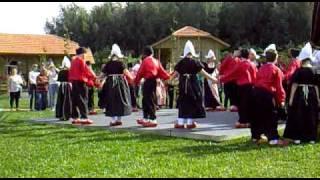 Dança Holandesa na Vila Historica de Carambei