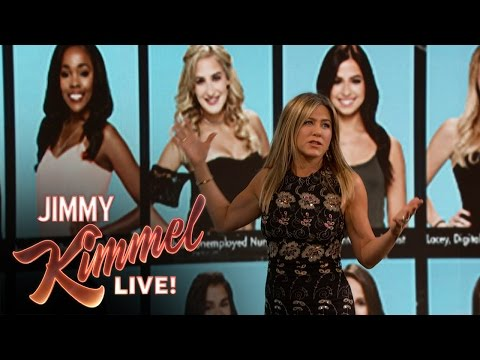 Jennifer Aniston's Bachelor 2017 Picks